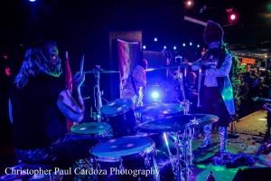 Chasca at Stonewall Warehouse, 12/31/15 (San Marcos, TX)