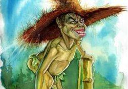 A duende is a fairy or goblin-like mythological creature